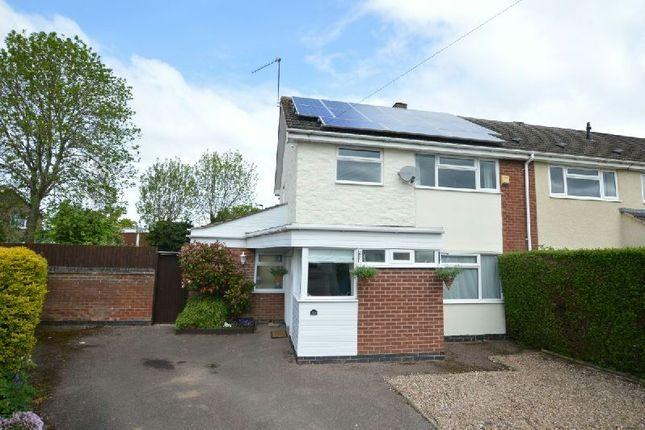 Thumbnail Semi-detached house for sale in Chester Road, Blaby, Leicester