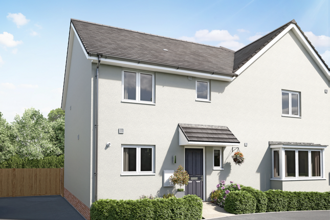 """3 bed property for sale in """"The Hatfield"""" at Wintour Drive, Lydney GL15"""