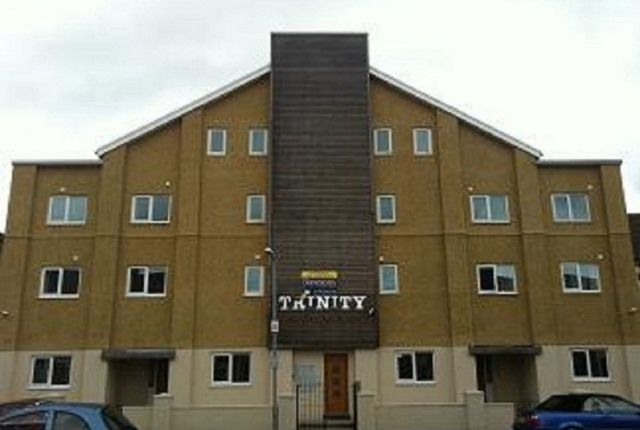 Thumbnail Flat to rent in Trinity House, Port Talbot