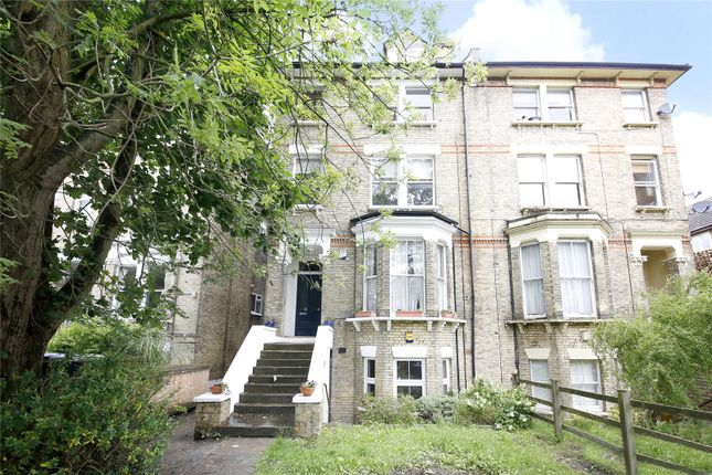 Thumbnail Flat for sale in Thicket Road, London
