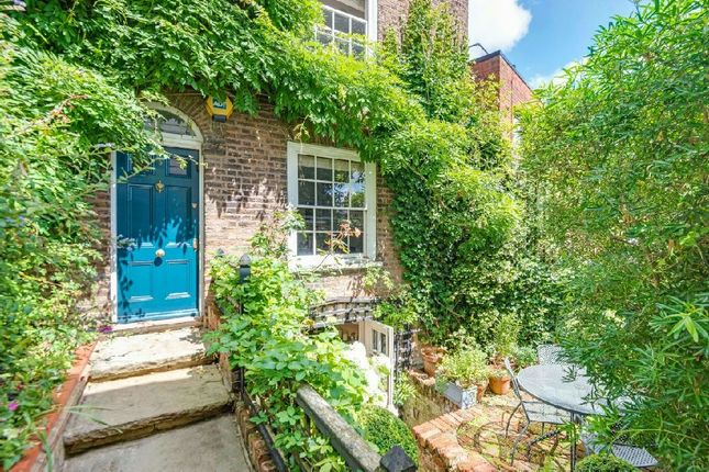 Thumbnail End terrace house for sale in Benham's Place, Hampstead Village