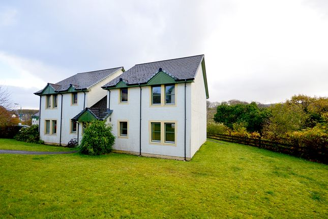 Thumbnail Flat for sale in Riverside Court, Tobermory, Isle Of Mull