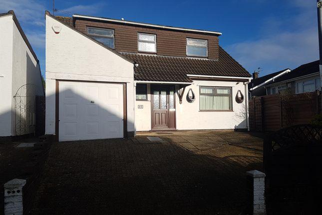 Thumbnail Detached house for sale in Farmleigh, Rumney, Cardiff
