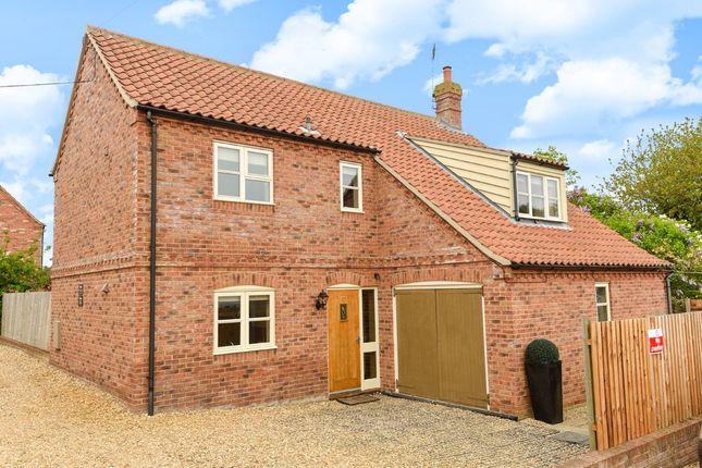 Thumbnail Cottage for sale in Creake Road, Burnham Market, King's Lynn