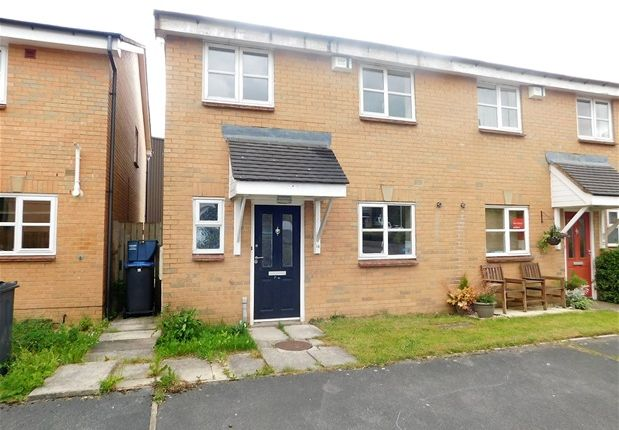 Thumbnail Semi-detached house for sale in Lime Tree Square, Shipley
