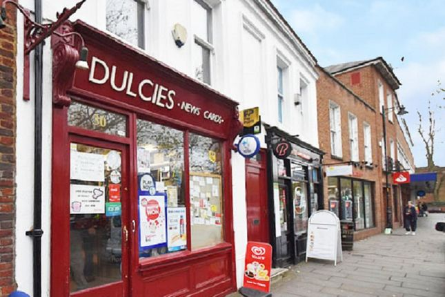 Thumbnail Retail premises to let in St Peters Street, St Albans, Herts