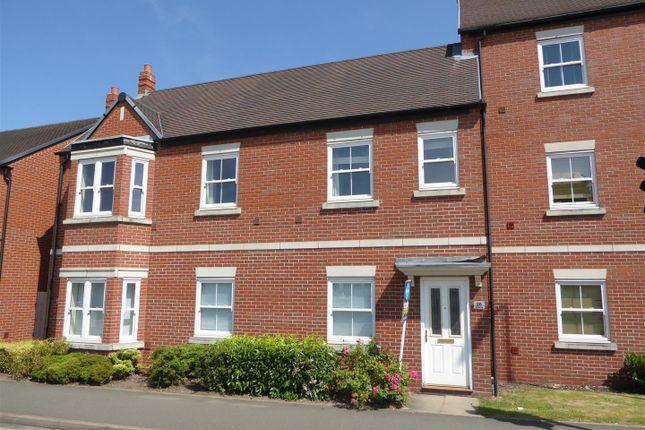 Thumbnail Flat for sale in Britannia Way, Hadley, Telford