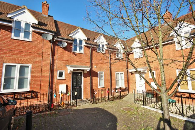 Thumbnail Terraced house for sale in Waterside Lane, Colchester, Essex