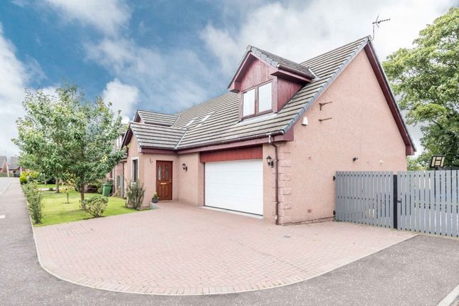 Thumbnail Detached house for sale in Old Mill Place, Friockheim, Angus