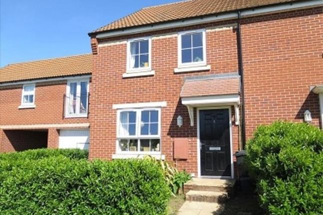 Thumbnail Terraced house for sale in 3 The Vineyards, Coxley, Wells