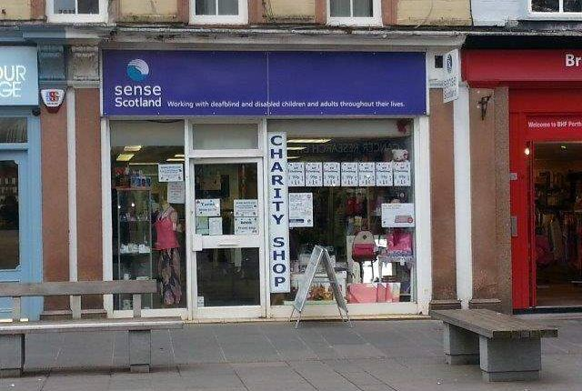 Thumbnail Retail premises to let in 27 High Street, Perth