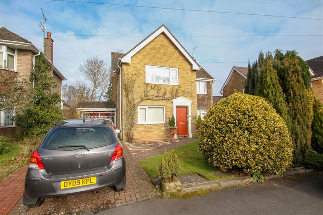 Thumbnail Detached house for sale in The Grove, Blythe Bridge, Stoke-On-Trent