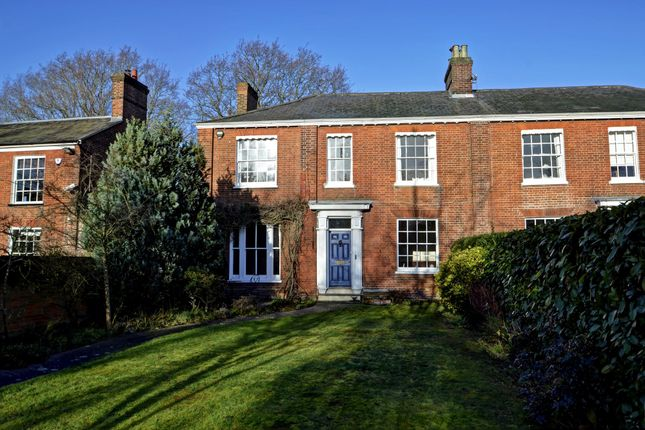 Thumbnail Semi-detached house for sale in Newmarket Road, Norwich