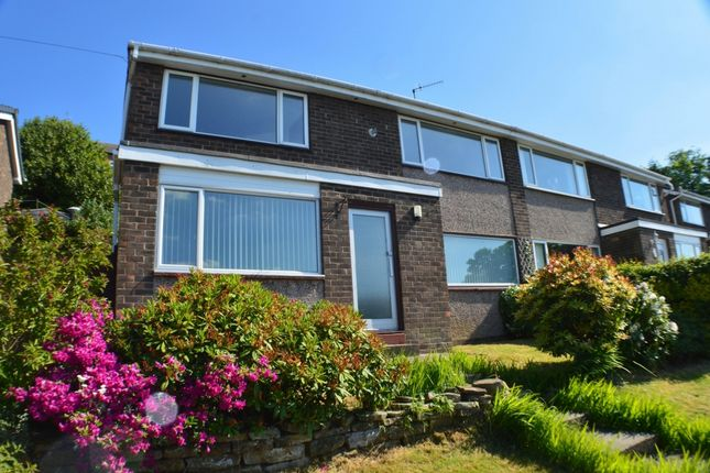 Thumbnail Semi-detached house to rent in Western Aveune, Prudhoe