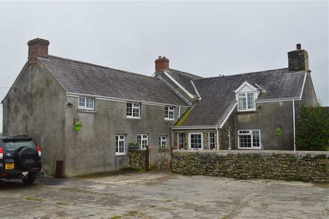 Thumbnail Farm for sale in St. Clears, Carmarthen