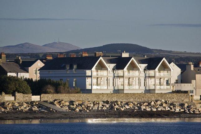 Thumbnail 2 bedroom flat for sale in 4 Ellan Veen Apartments, College Green, Castletown