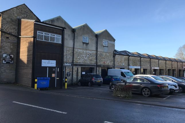 Thumbnail Office to let in Office 1 And Office 2, Unit 21 Old Yarn Mills, Sherborne Dorset