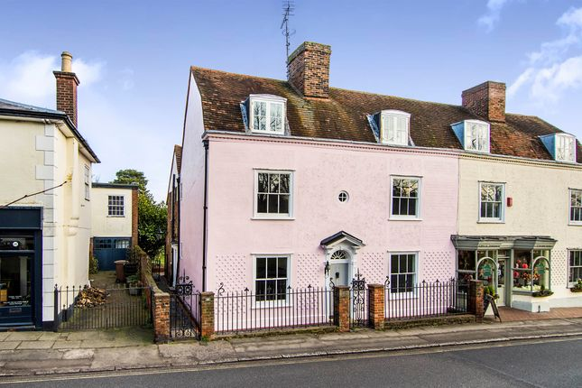 6 bedroom semi-detached house for sale in The Green, Writtle, Chelmsford
