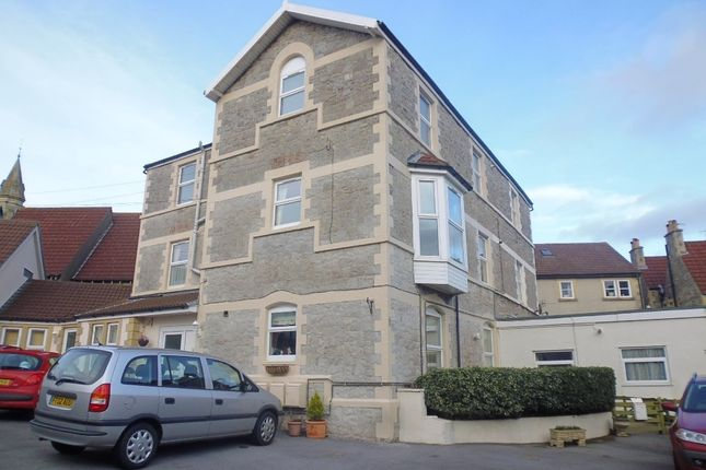 Thumbnail Flat to rent in Longton Grove Road, Weston Super Mare