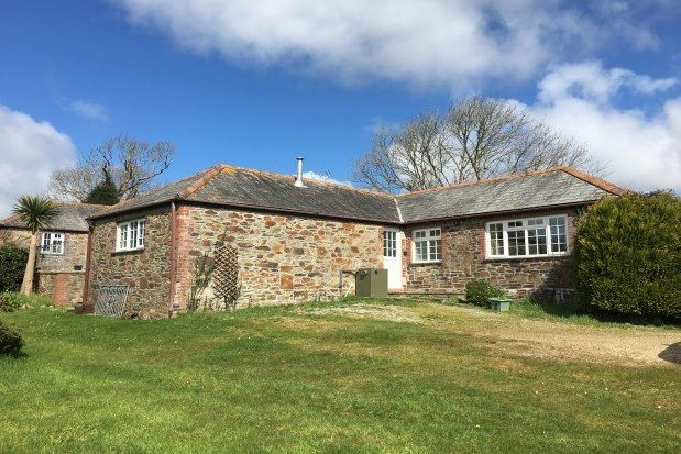 Thumbnail Detached house to rent in Grampound Road, Truro