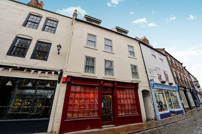 Thumbnail Flat for sale in Church Street, Whitby
