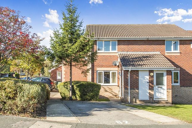 Thumbnail Flat to rent in Wordsworth Drive, Oulton, Leeds