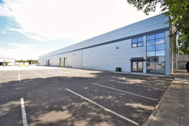 Thumbnail Light industrial to let in Unit 5 Vaughan Park, Tipton Road, Tipton