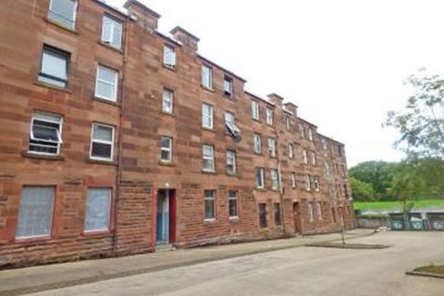 Thumbnail Flat for sale in 5, Bruce Street, Flat 3-2, Port Glasgow PA145Np
