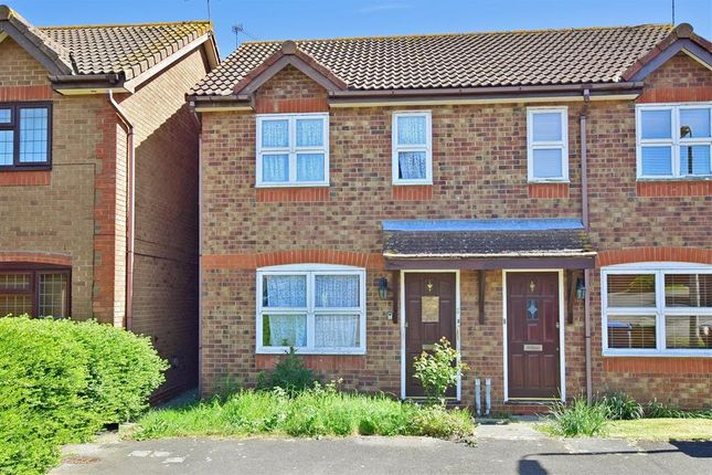 2 bed end terrace house for sale in Appleford Drive, Minster On Sea, Sheerness, Kent