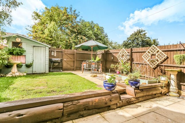 Thumbnail Semi-detached house for sale in Sissinghurst Drive, Thrapston, Kettering