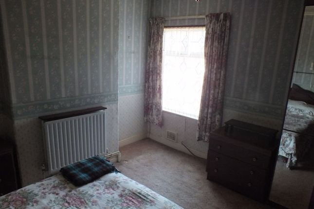 Bedroom Two of King William Street, Tunstall, Stoke-On-Trent ST6