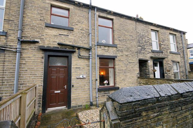 Thumbnail Terraced house for sale in St. Martins View, Brighouse