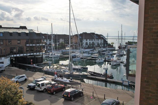 Thumbnail Flat for sale in Sundowner, Channel Way, Ocean Village, Southampton, Hampshire
