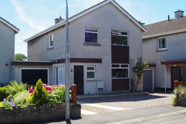 Thumbnail Link-detached house for sale in Springfield Terrace, St Boswells