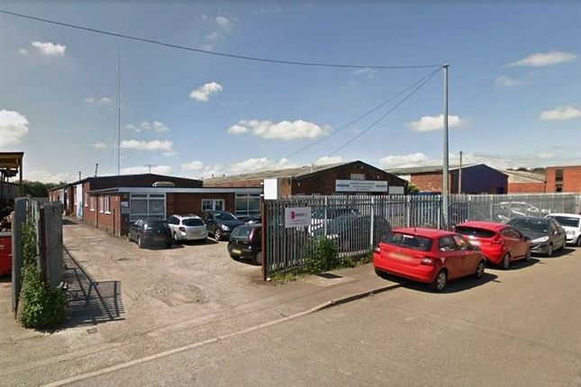 Thumbnail Industrial to let in Whitacre Road, Nuneaton