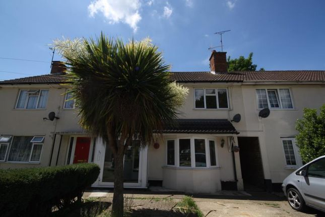 Thumbnail Terraced house to rent in Lavender Hill, Ipswich, Suffolk