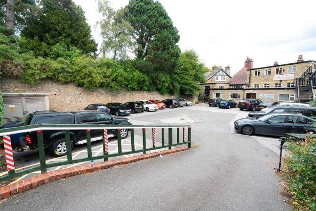 Car Park of Tapton, Sheffield S10