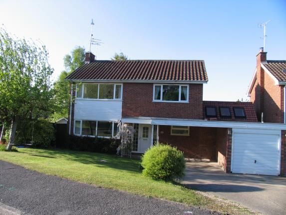 Thumbnail Detached house for sale in Woodland View, Southwell, Nottingham, Nottinghamshire