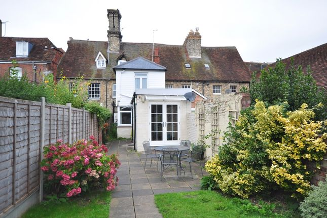 Thumbnail Town house to rent in High Street, West Malling