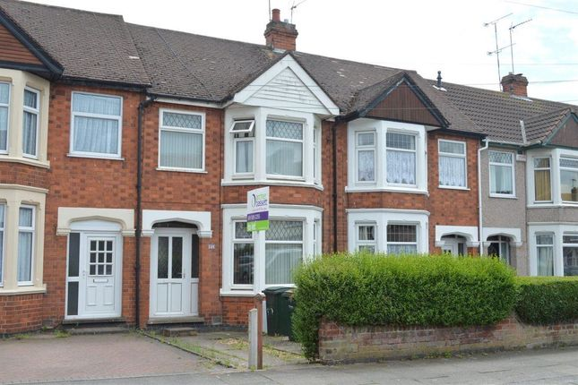 Thumbnail Terraced house to rent in Cedars Avenue, Coundon, Coventry