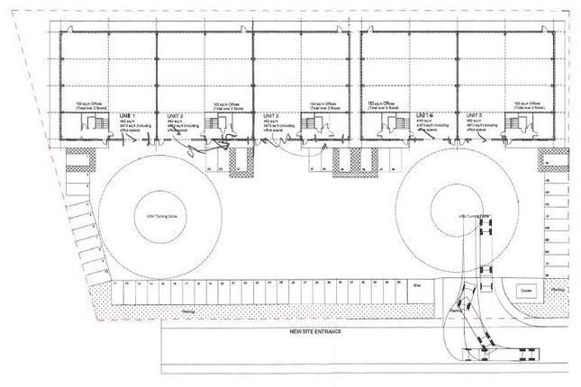 Industrial to let in Ashbrooke Park, Sherburn-In-Elmet