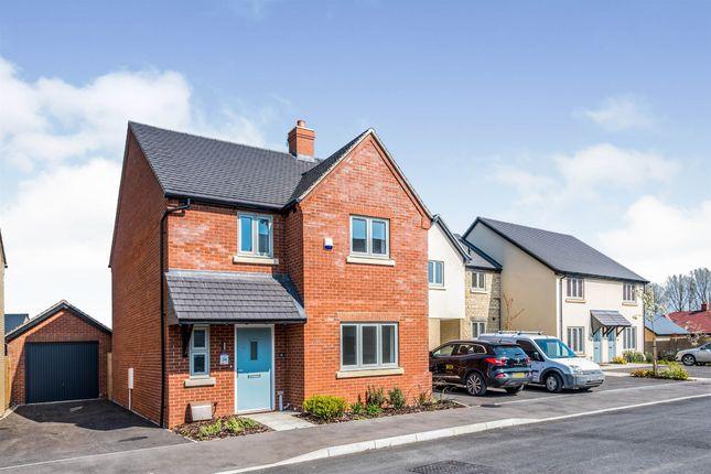 Thumbnail Detached house for sale in Cote Road, Aston, Bampton
