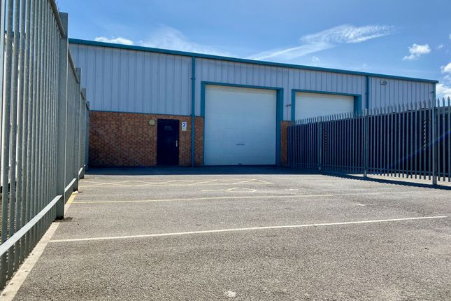 Thumbnail Industrial to let in Unit 2 Moreland Street, Hartlepool