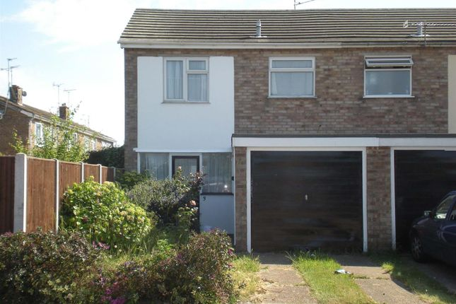 Thumbnail End terrace house to rent in Sycamore Way, Clacton-On-Sea