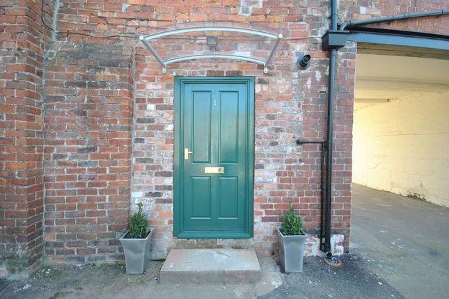 Thumbnail Semi-detached house for sale in Chapel Lane, Noble Street, Wem, Shrewsbury