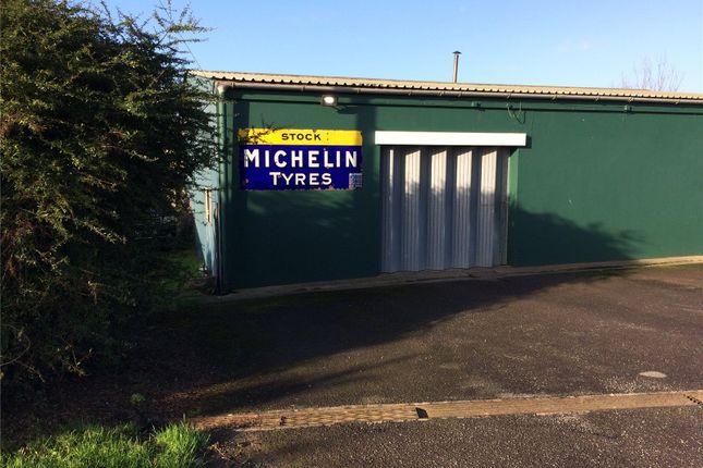 Thumbnail Light industrial to let in Evercreech Junction, Nr Shepton Mallet