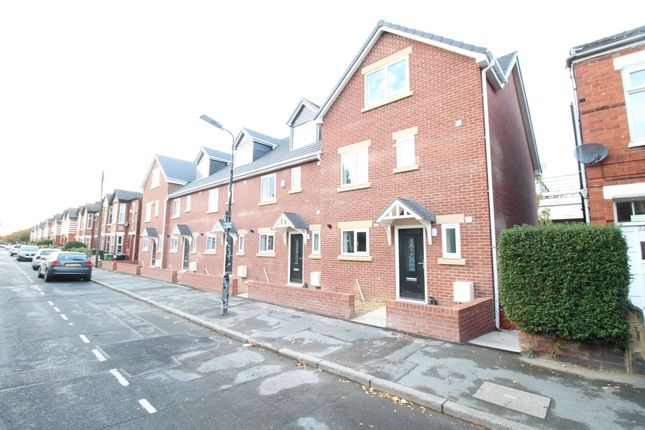 Thumbnail Terraced house for sale in Railway Road, Stretford, Manchester