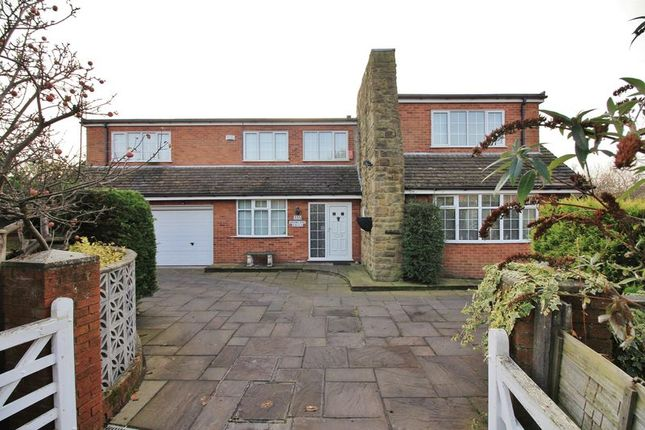 Thumbnail Detached bungalow for sale in Woodland Villa, 33A Woodland Avenue, Thornton-Cleveleys