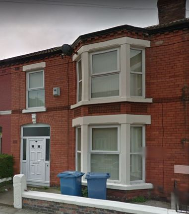 Thumbnail Property to rent in Russell Road, Mossley Hill, Liverpool