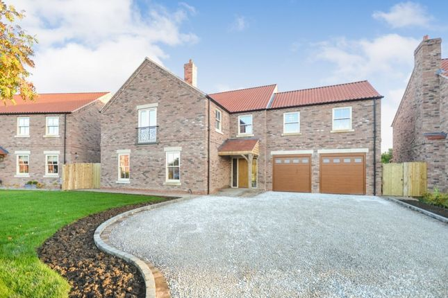 Thumbnail Detached house for sale in Biggin, Leeds